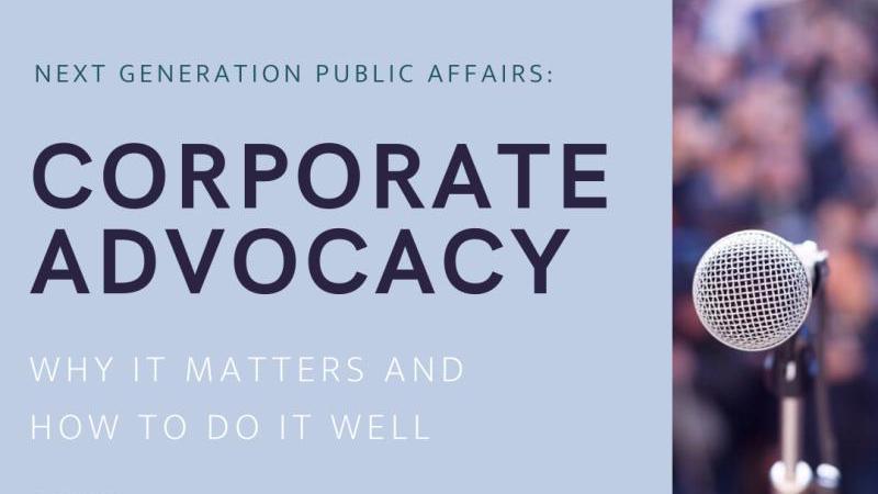 Corporate-advocacy